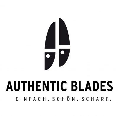 Authentic Blades beim naehpapst Logo